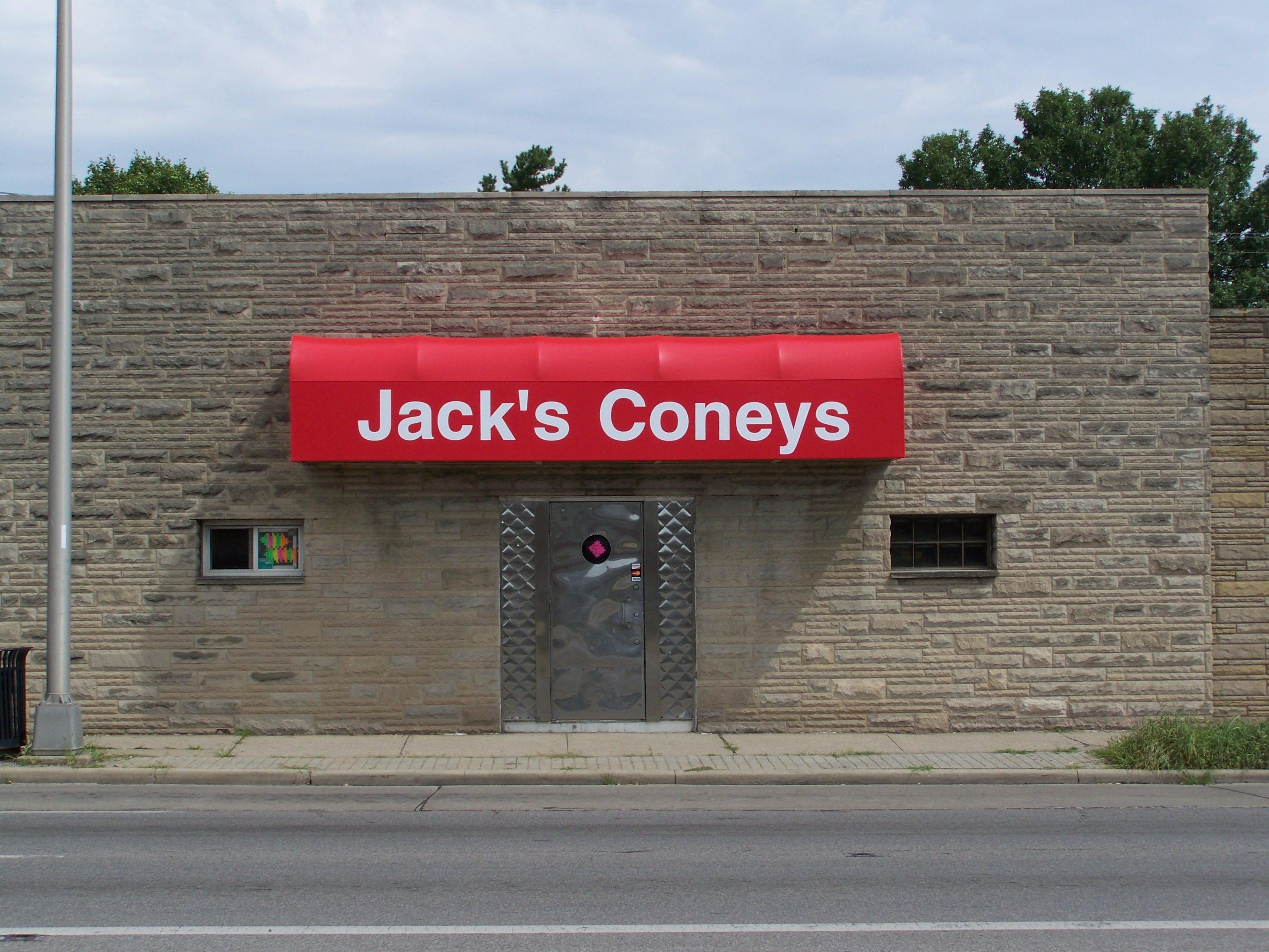 Jack 39 s coneys 2836 w broad st columbus westgate for Westgate motors columbus ohio